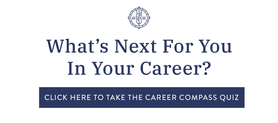 Take the Career Compass Quiz to Figure Out What's Next for You In Your Career