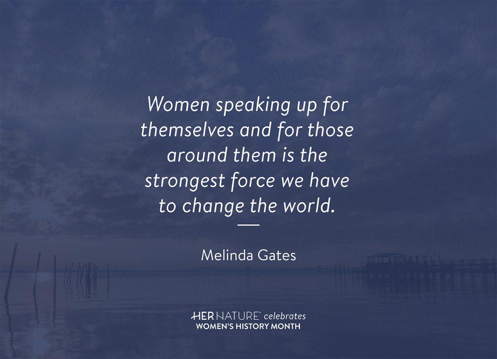 Melinda Gates quote
